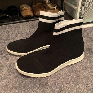 Steve Madden Shoes   Landis Sock